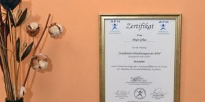 AFH-Zertifikat